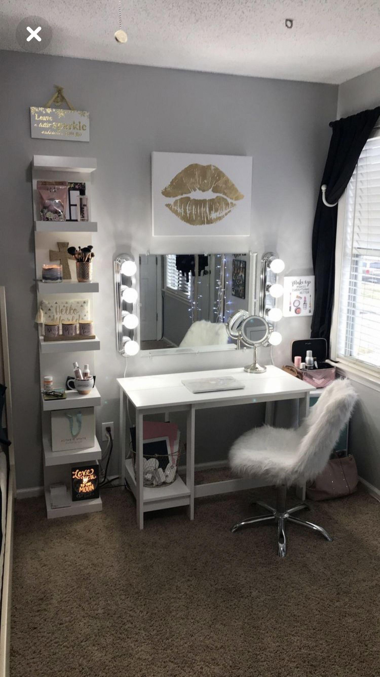 70 Beautiful Teenage Bedroom Ideas For Small Rooms 51 Small Room Bedroom Bedroom Design Teenage Girl Bedroom Diy