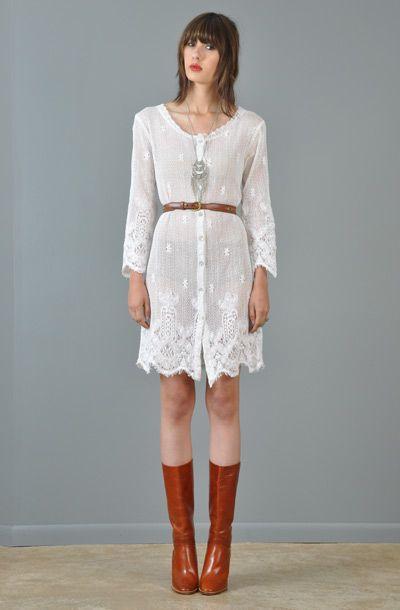 Soft, country girl. Like me. =)