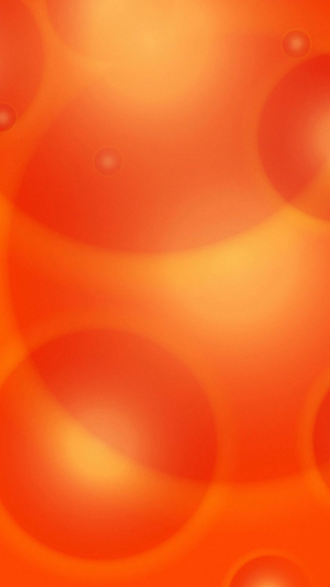 Wallpaper iphone orange - Orange Abstract Bubbles Iphone 6 Wallpapers Hd Colors Wallpaper Pinterest View Source Bubbles And Wallpaper