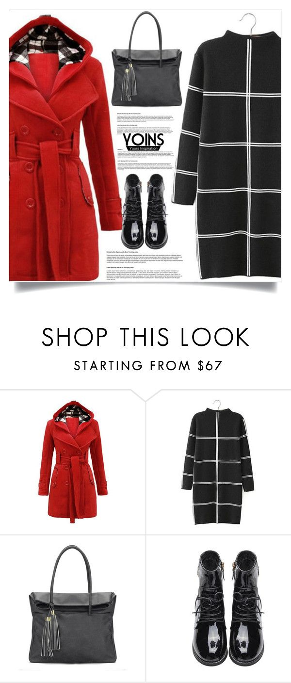 """Yoins 7"" by nejra-l ❤ liked on Polyvore featuring yoins, yoinscollection and loveyoins"