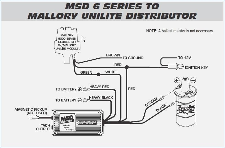 Mallory Distributor Wiring Diagram Diagram Ballast Heavy Red