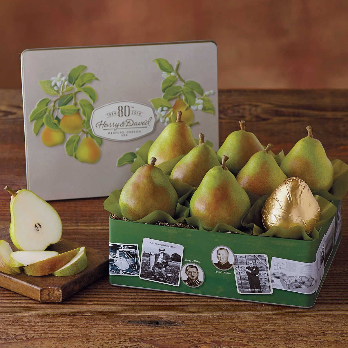 We've been growing premium Royal Riviera® Pears in our