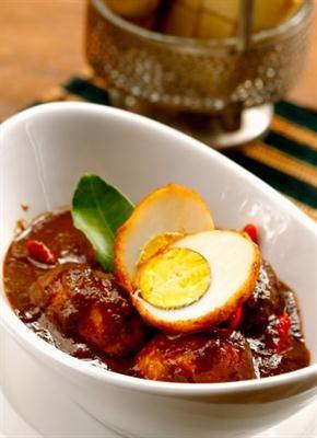 Telur Petis Resep Masakan Malaysia Masakan Malaysia Resep