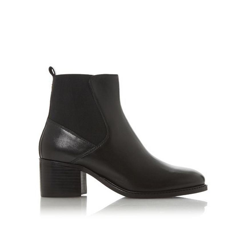 9fc48f6d34b PEPTALK - Block Heel Ankle Boot | Clothes | Block heel ankle boots ...