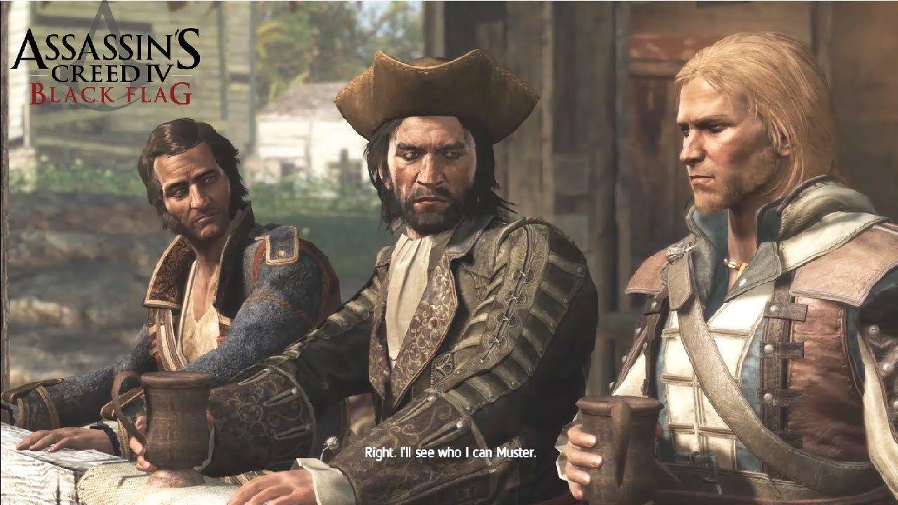 Assassins Creed 4 Black Flag Walkthrough Gameplay Part 6 Now Hiring Hd In 2020 Assassins Creed 4 Assassins Creed Black Flag