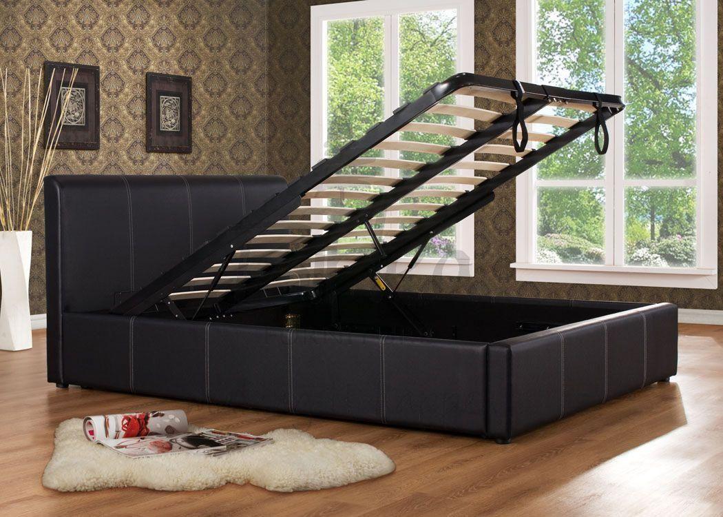 Amazing Birlea Ottoman Storage Bed Black Ikea Home Ideas Ottoman Forskolin Free Trial Chair Design Images Forskolin Free Trialorg