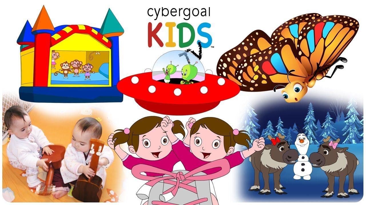 Cybergoal Kids TV Trailer | Christmas Songs for Children | Pinterest ...