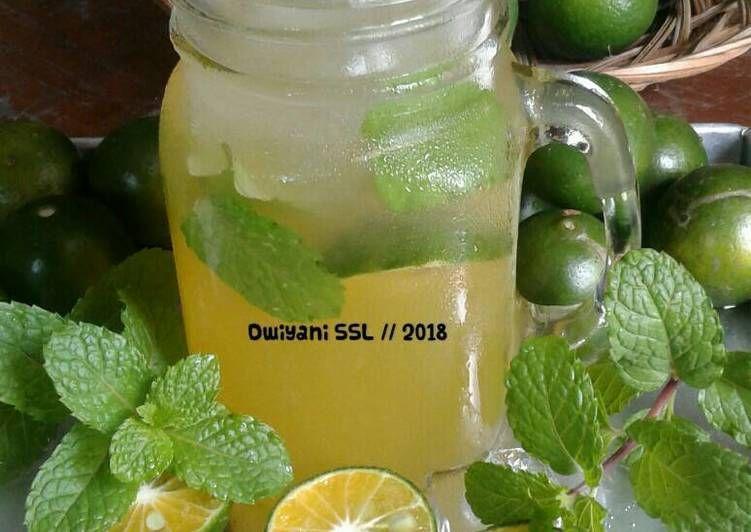 Resep Es Lemon Cui Enak Resep Lemon Masakan Indonesia Resep