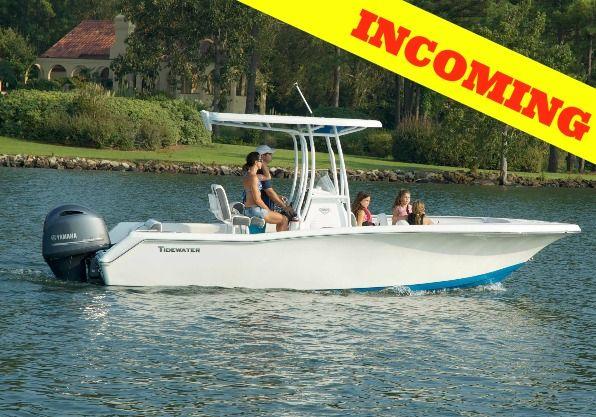 2015 Tidewater Boats 220 CC Adventure Annapolis Area ...