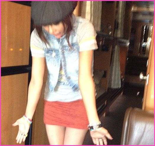Carly Rae Jepsen's Busy On The Road Lifestyle