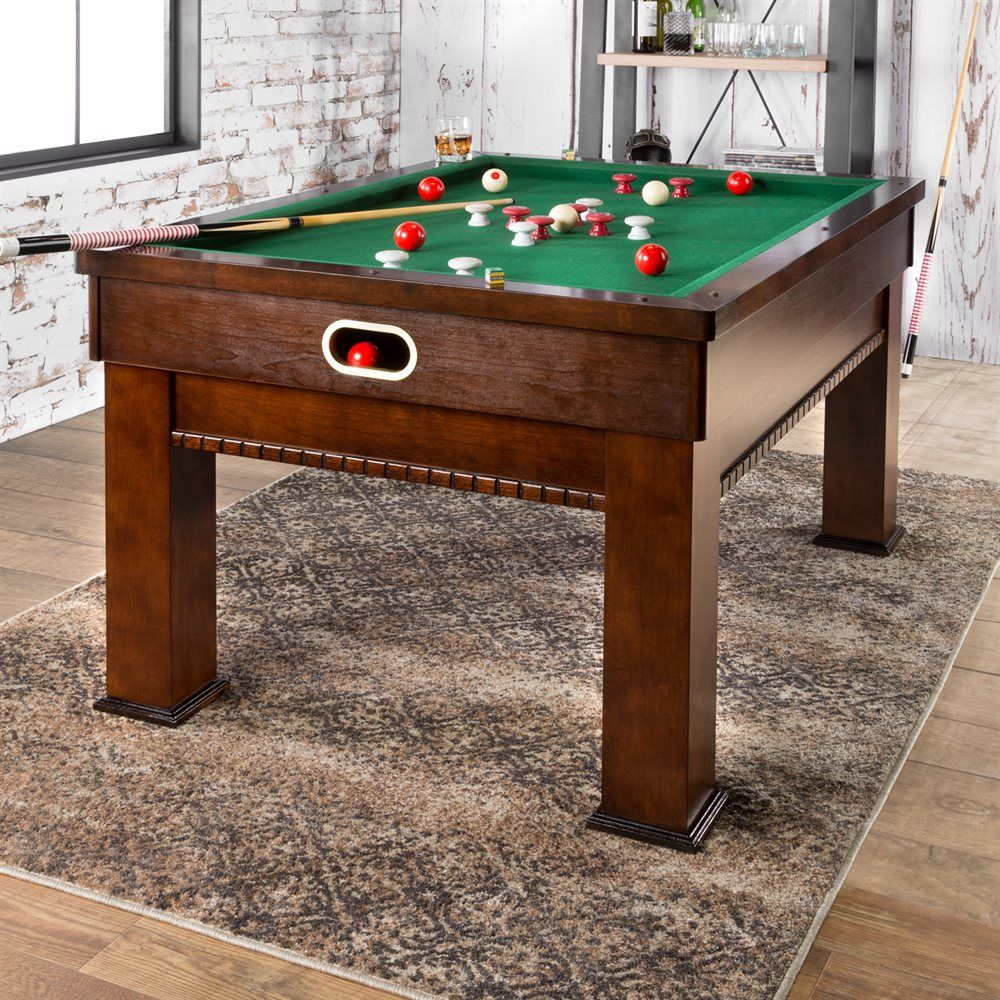 Shop Enitial Lab Idf Gm336 Connelly Bumper Pool Table At Atg
