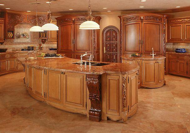 teak kitchen cabinets custom made designs luxury kitchen on modern kitchen design that will inspire your luxury interior essential elements id=22428