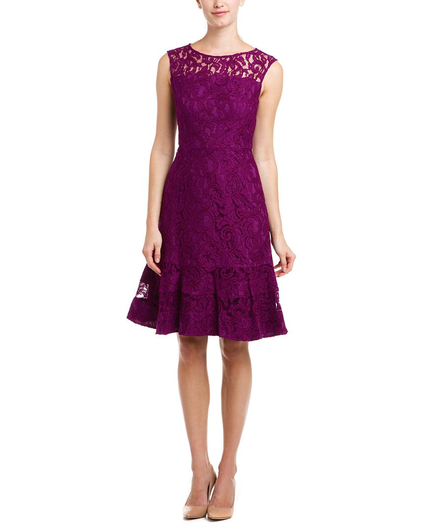 Adrianna Papell Cassis Lace Dress | Fash Bash | Pinterest | Adrianna ...