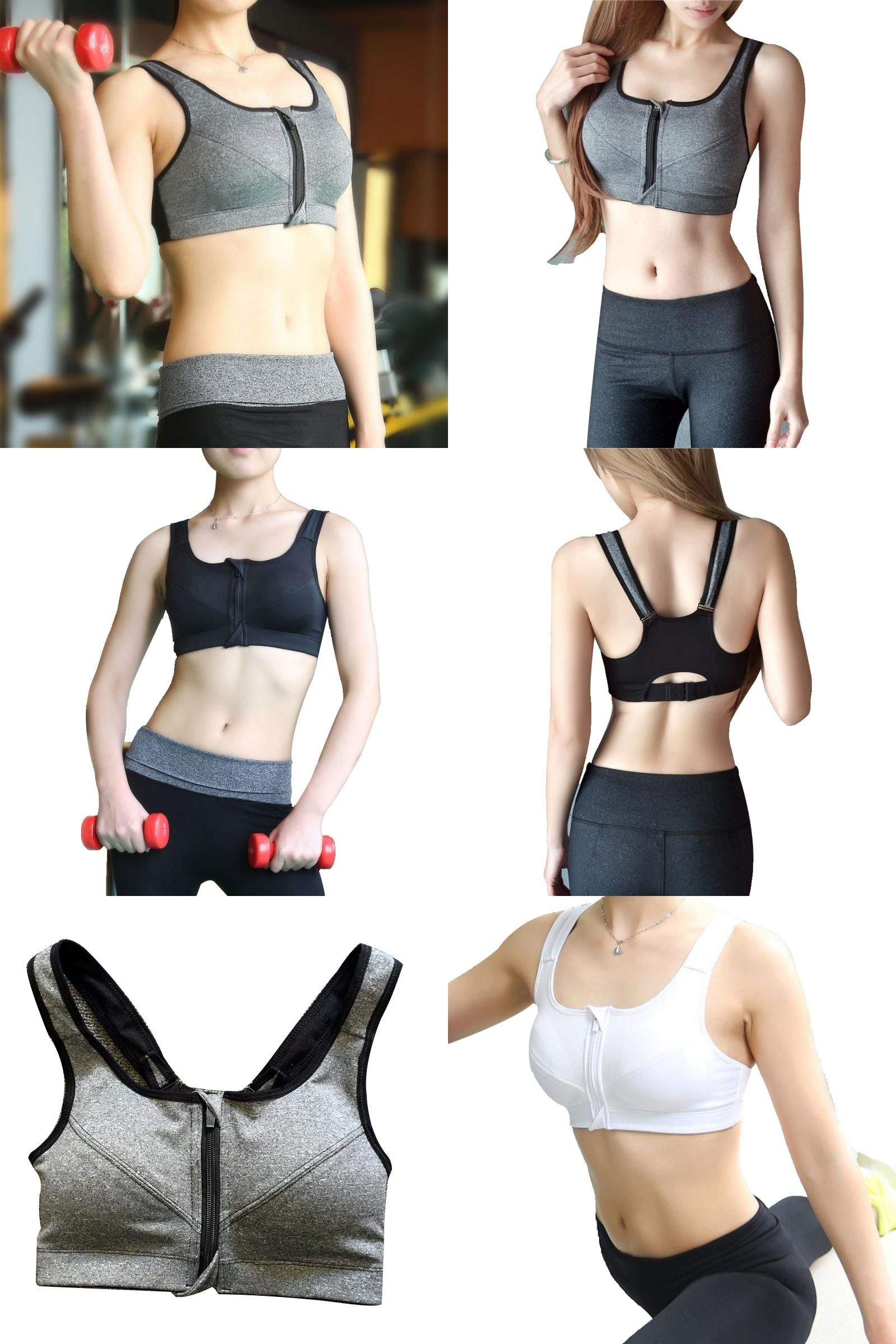 527610011c  Visit to Buy  Women Gym Sports Push Up Bras Underwear No Rims Fitness  Running