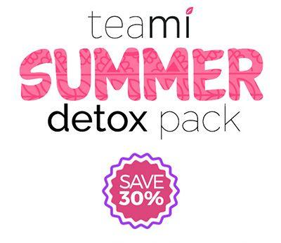 Teami Summer Detox Pack