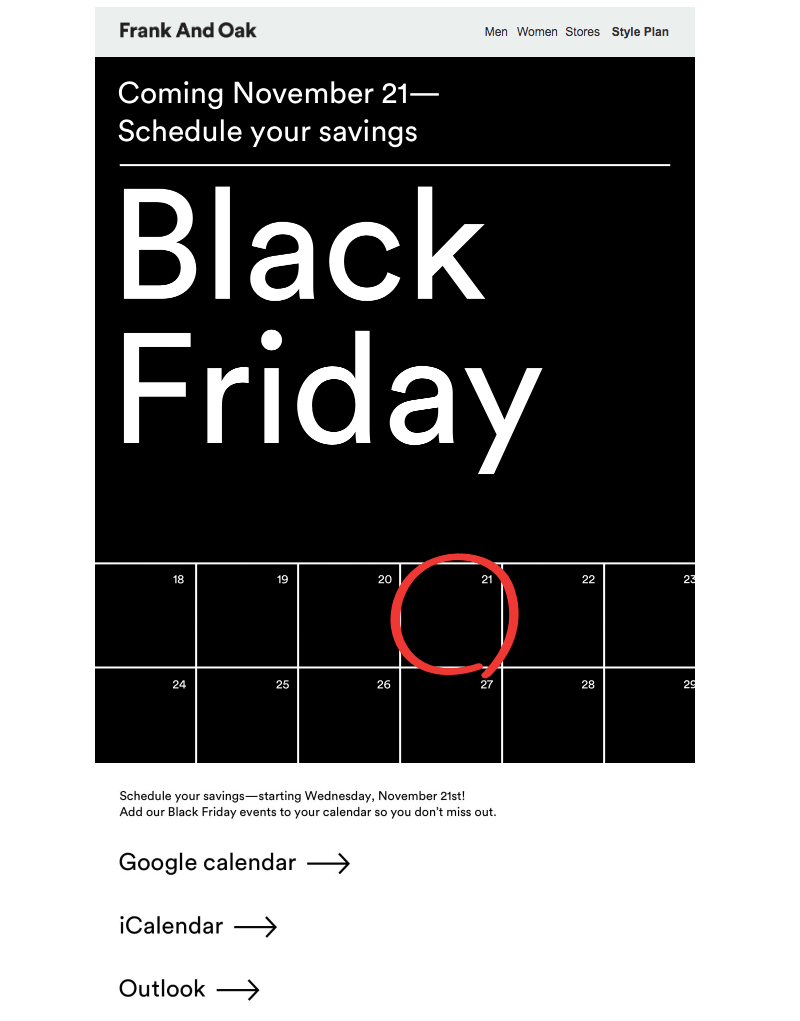 5 Pro Tips For Black Friday Cyber Monday Email Design Email Design In 2020 Black Friday Marketing Black Friday Email Black Friday Newsletter