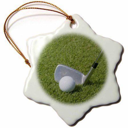 3dRose Dominican Republic, Bavaro, Punta Blanca Golf Club-CA14 JEN0161 – Jim Engelbrecht, Snowflake Ornament, Porcelain, 3-inch – Walmart.com