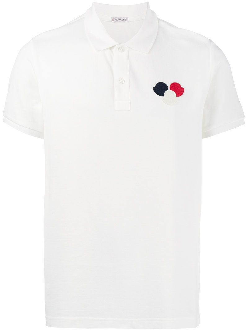 7293cb33b MONCLER MONCLER - POLO WITH CHEST LOGO . #moncler #cloth # | Moncler ...