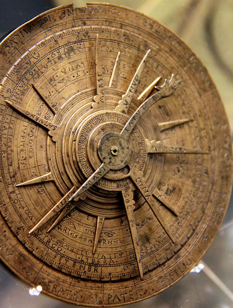 Astrolabe Magnificent Computer of the Ancients