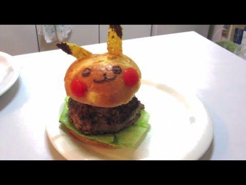 How to make your own Pikachu Burgers!【RocketKitchen】 | RocketNews24