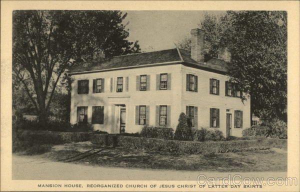 Mansion House, Joseph Smitt Residence | Illinois | Mansions ... on