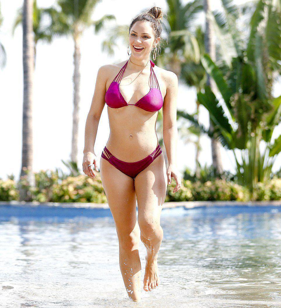Katharine Mcphee Katharine Mcphee Bikini Katharine Mcphee Worst Celebrity Beach Bodies