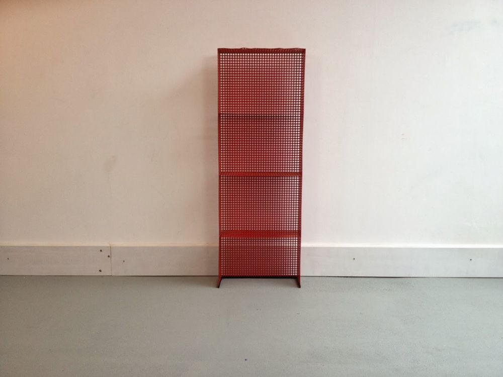 Pilastro, Coen de Vries, Mategot, mid century, bookcase, wall unit, industrial #MidCenturyModern