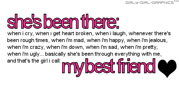 girly best friend sayings