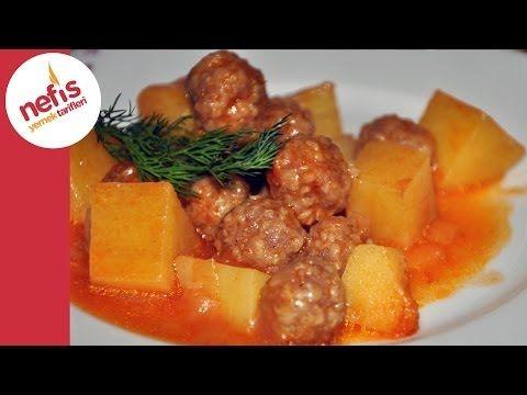 Photo of Potato Juicy Meatball Dinner | Yummy Recipes