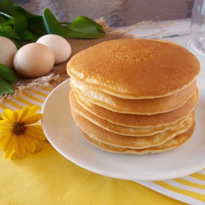 Ricetta Pancake Americani Giallo Zafferano.Pancake In Bottiglia Facili Veloci E Molto Molto Pratici Ricette Pancake Facili Pancake Ricetta