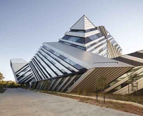 New Horizons by Lyons Architecture Monash University's new ...