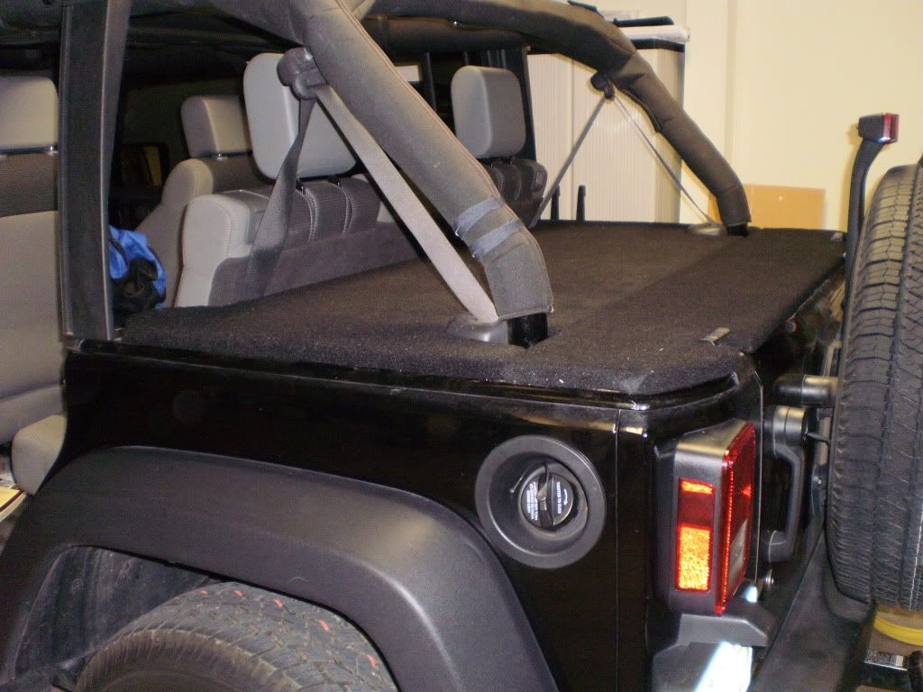 Home Made Trunk Cover For Jk Jeepforum Com Cars But