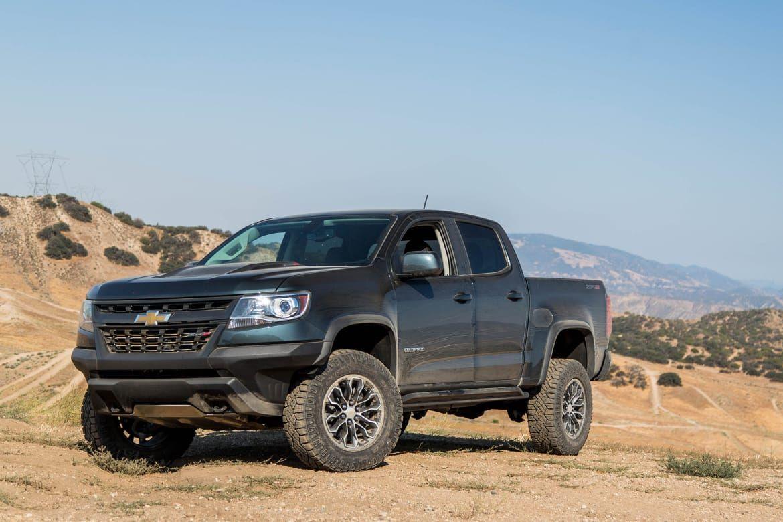Best Pickup Truck Of 2018 Nominees Best Pickup Truck Chevrolet