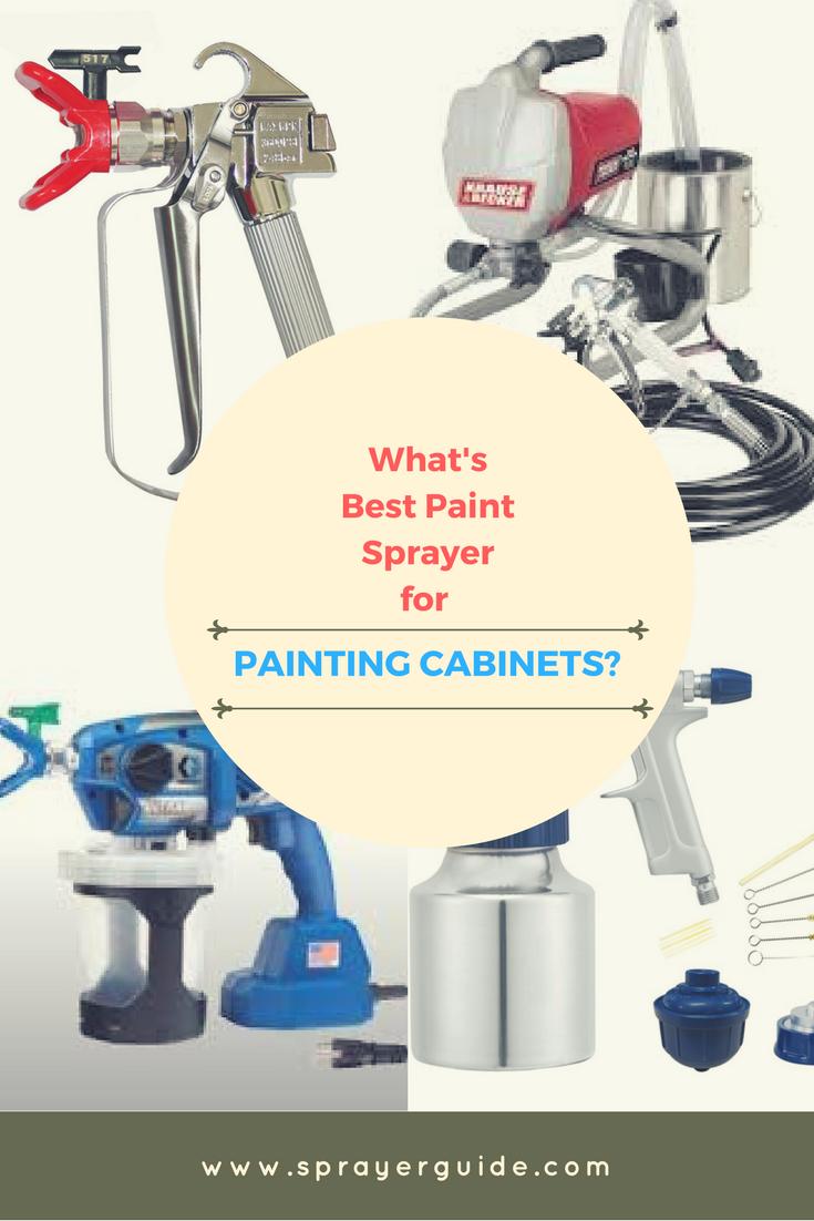 Best Paint Sprayer for Kitchen Cabinets | Best paint ...