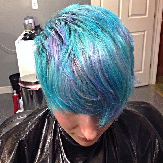 Pravana Pastels Hair Color Pravana Vividspastels Blue And Purple
