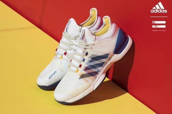 bd1ade4e8961b  NEW  adidas adizero ubersonic 2 Pharrell Williams Tennis Shoe (086) - Size  11.5  adidas