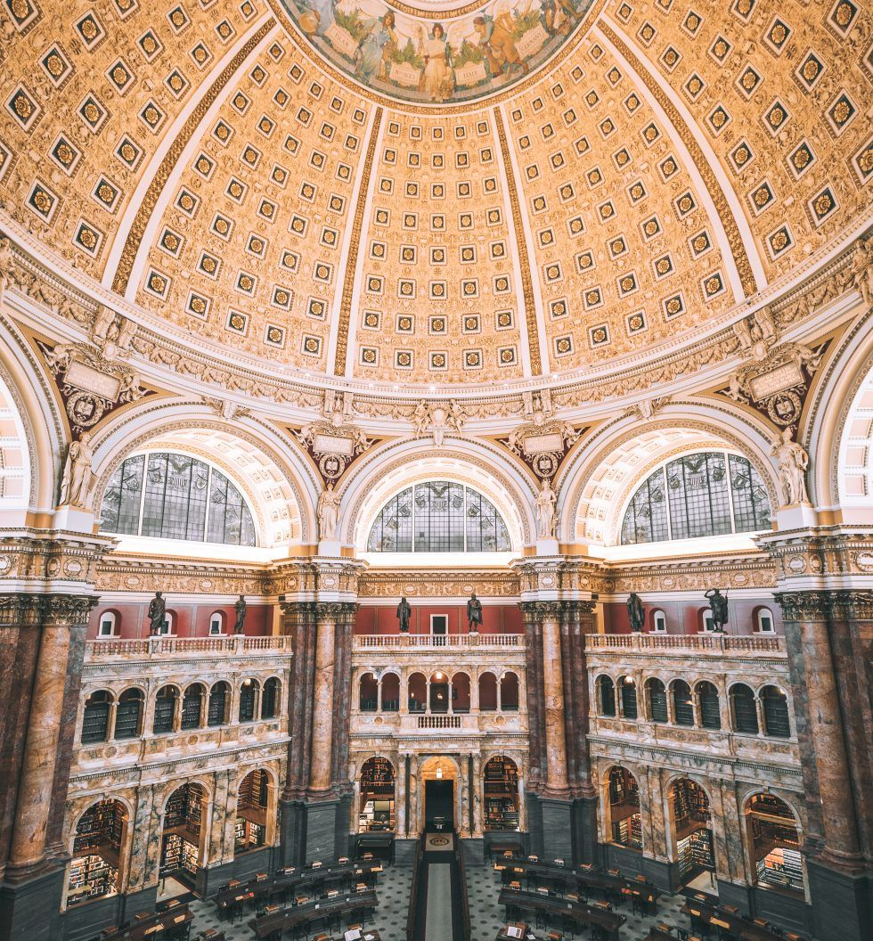 Photos Of The Library Of Congress In Washington Dc Washington Dc Photography Washington Dc Photos Washington Dc Travel