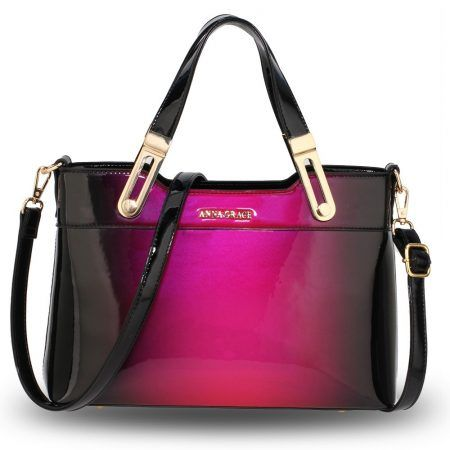 8f4813b54c18 Válltáska, fényes felületű, műbőr, lila ekkor: 2019 | Fashion | Bags ...