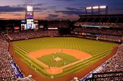 Splendidsummer Attending Rockies Games Best Baseball Stadiums