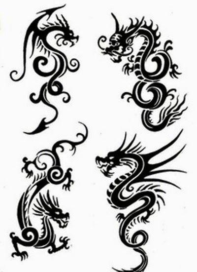 Dragon Tattoos Idea Tattoo Designs Picture Gallery Viking Dragon Tattoo Dragon Tattoo Simple Dragon Tattoo