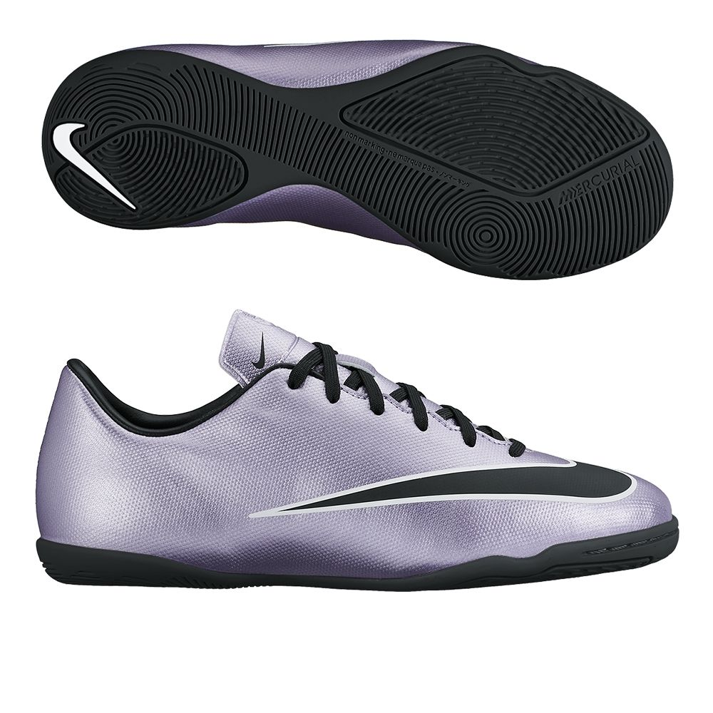 223813226 The Youth Nike Mercurial Victory indoor soccer shoes will help you speed  through the defense.