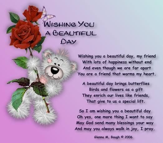Wishing You A Beautiful Day Good Day Quotes Beautiful Friend Quotes Beautiful Day