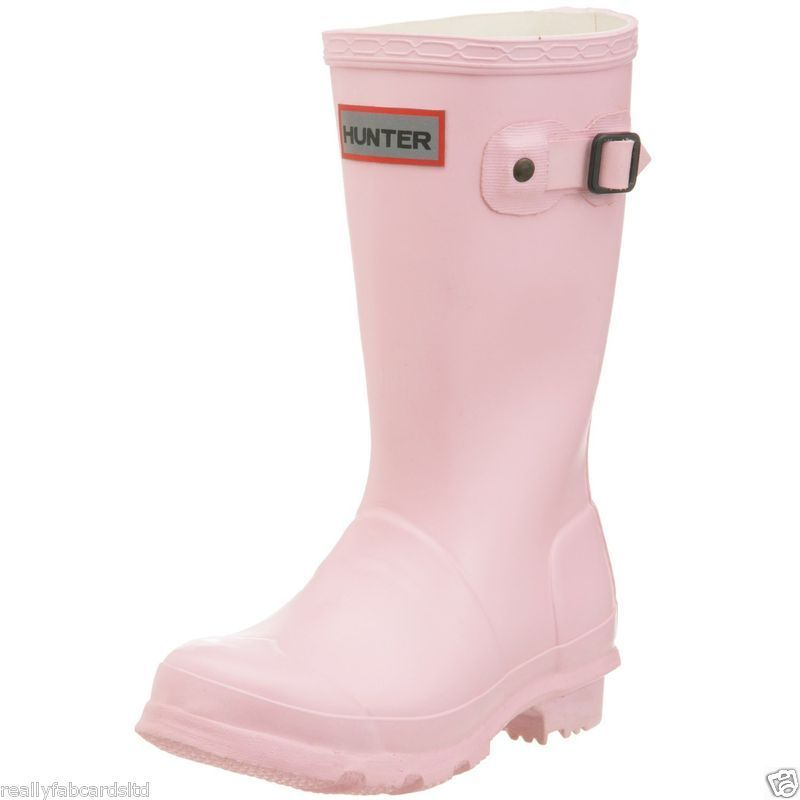 Details about Kids Pink Lace Printed Trainer Style Wellies