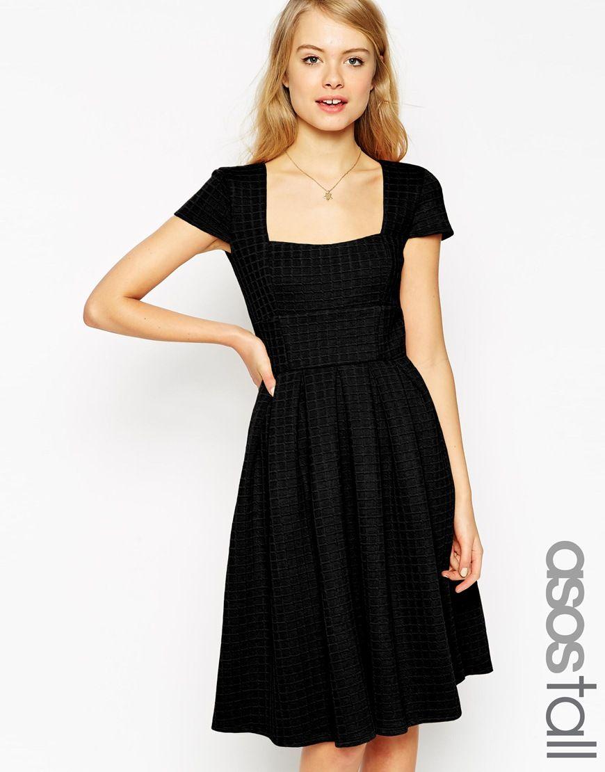 Yellow and black dress asos dresses.