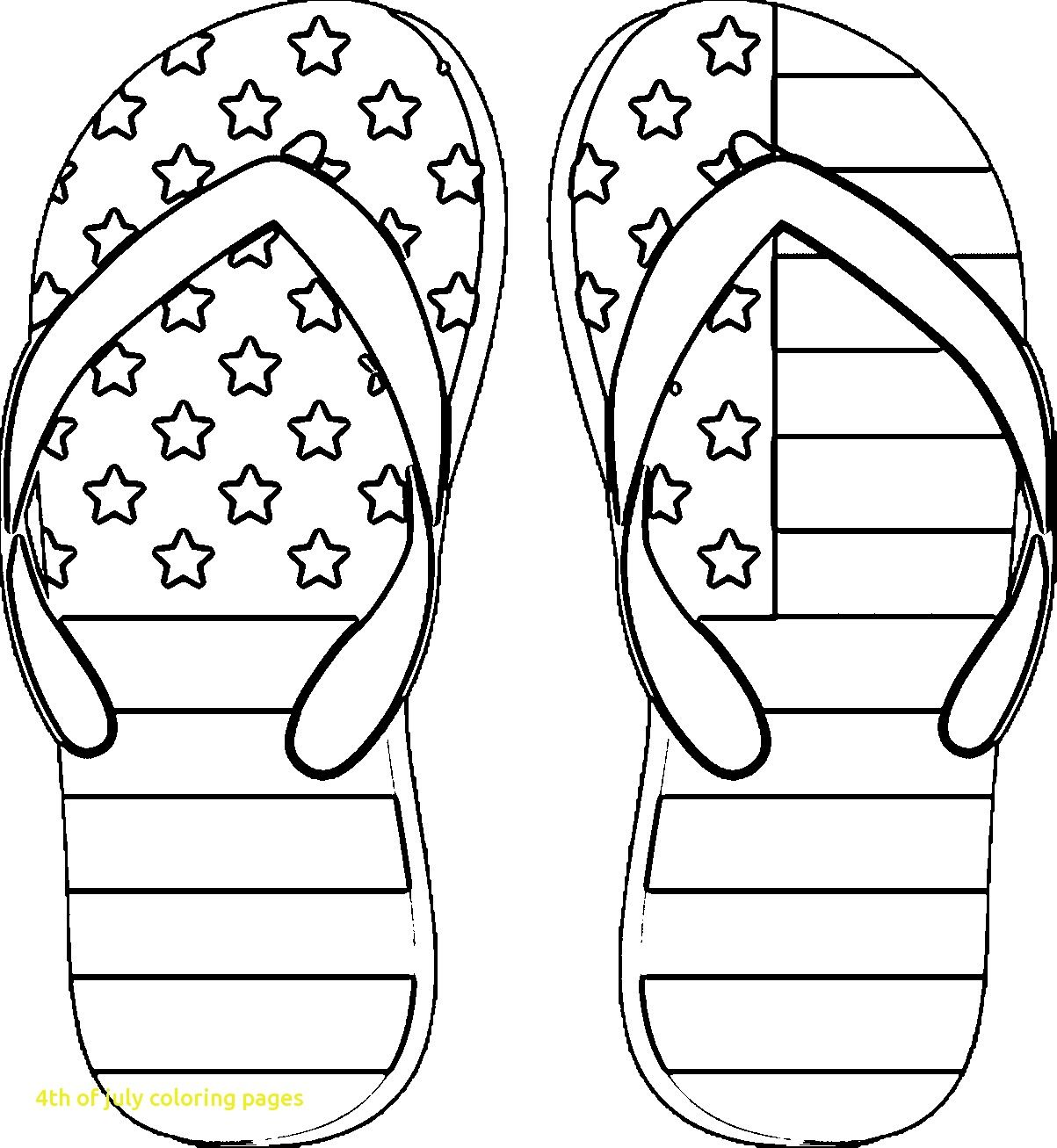 Free Printlable 4th of July Coloring Pages PDF For
