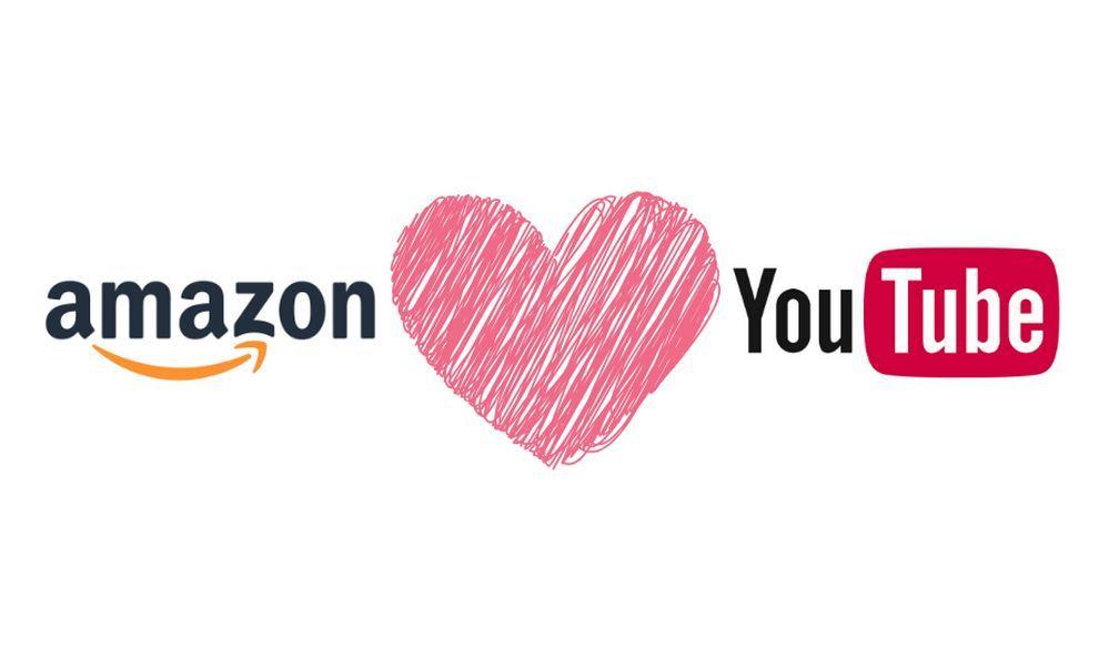 Youtube vuelve a Amazon Fire TV y Amazon Prime Video