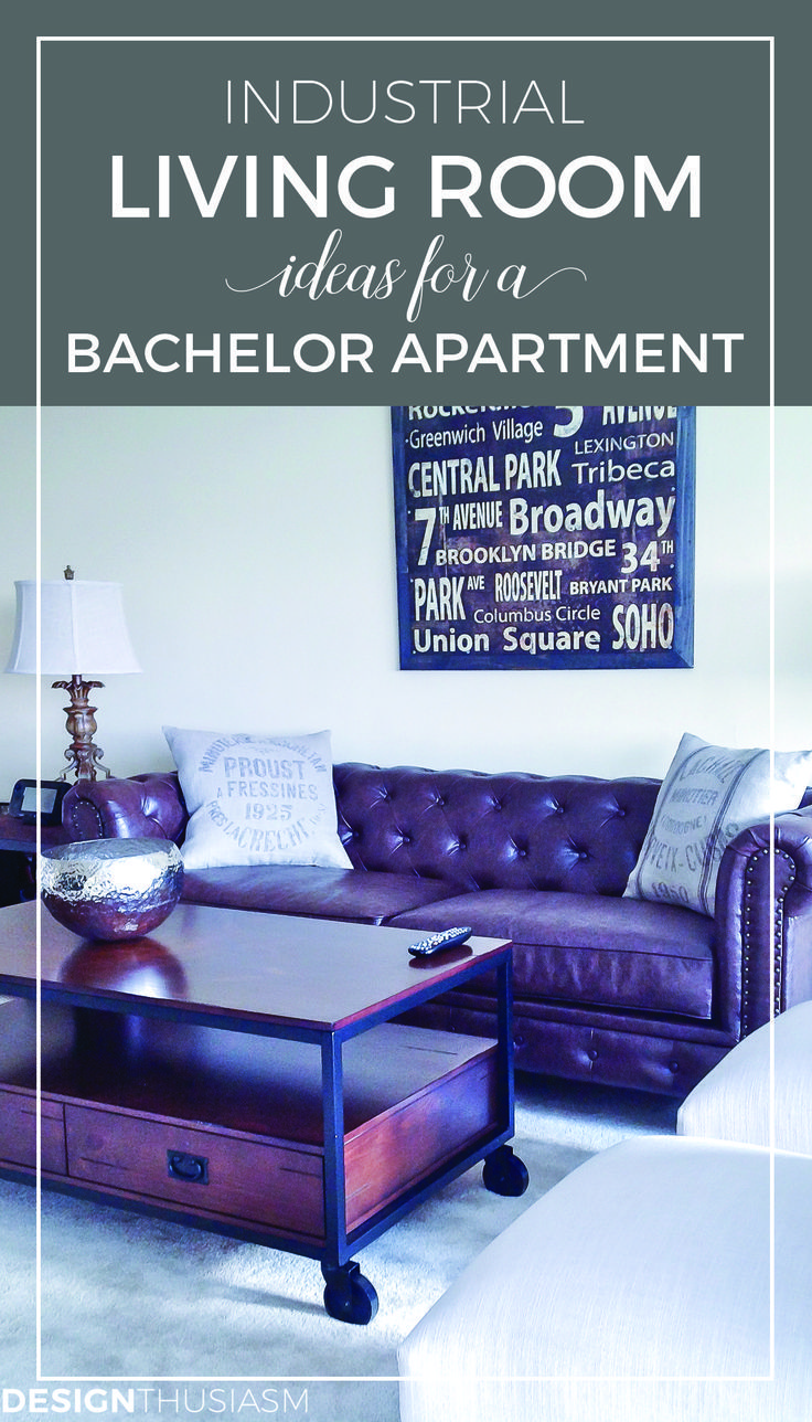 Beautiful Bachelor Pads On A Budget