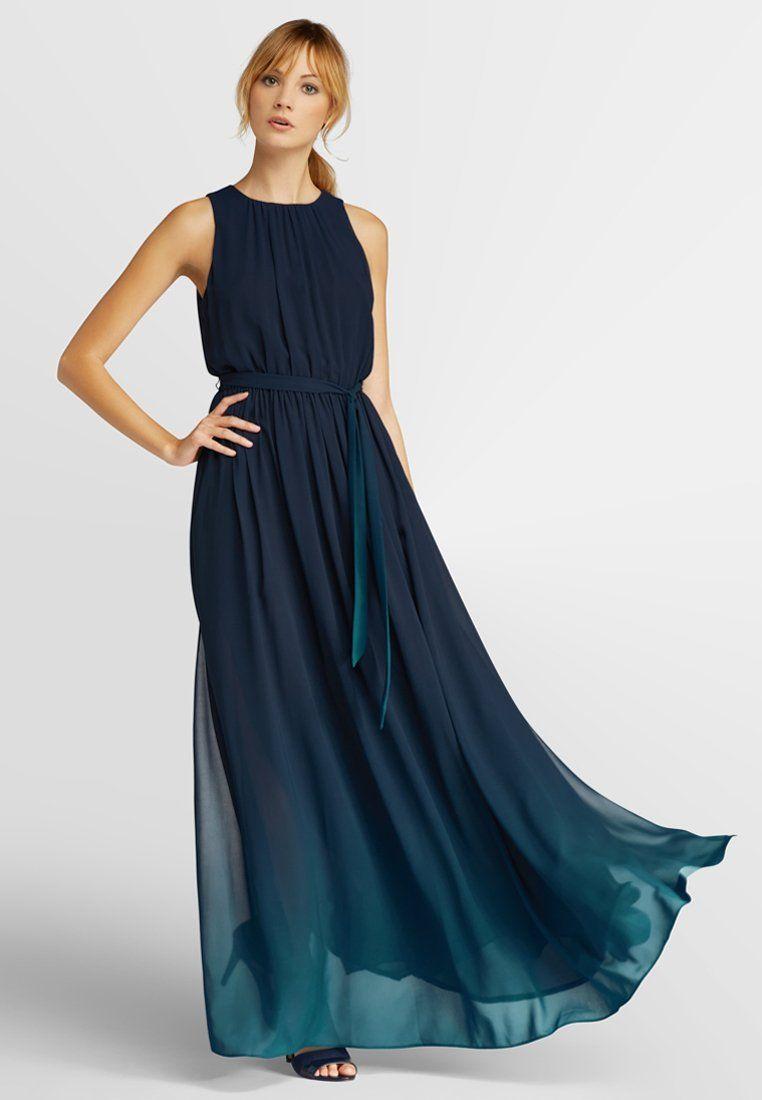 4204835242e81e Kleding Apart Maxi-jurk - nachtblau-petrol Donkerblauw  € 189