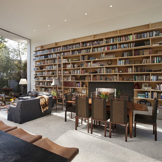 The Greatest Living Room Layout Ideas_09  Diy  Tips Tricks Ideas Fascinating Living Room Library Design Design Decoration