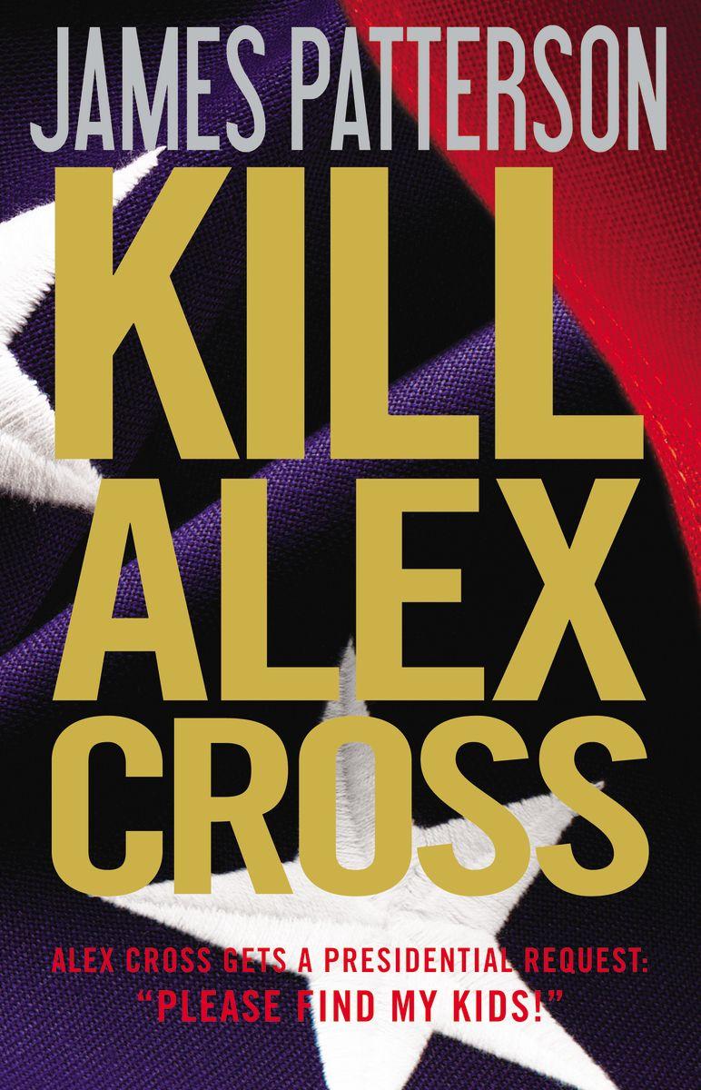alex cross bøger